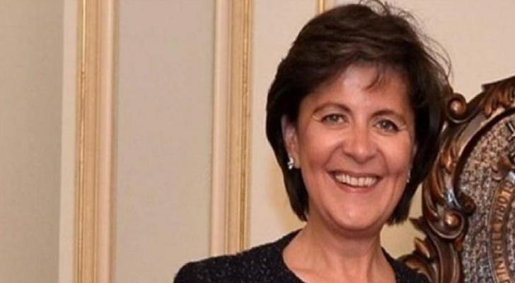 وزيرة السياحة والآثار، لينا عنّاب