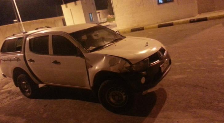سبب الحادث هو عدم أخذ احتياطات السلامة المرورية اللازمة