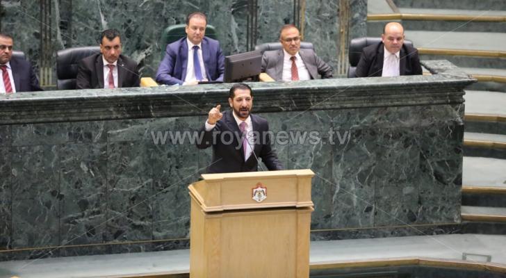 النائب محمد نوح القضاة