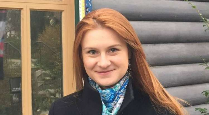 الروسية ماريا بوتينا