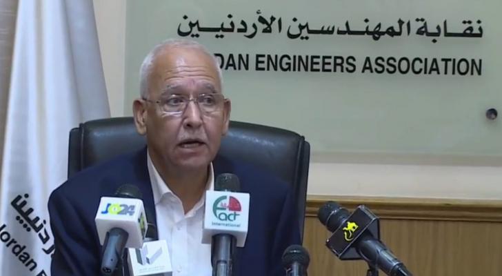 المهندسين الأردنيين المهندس أحمد سمارة الزعبي