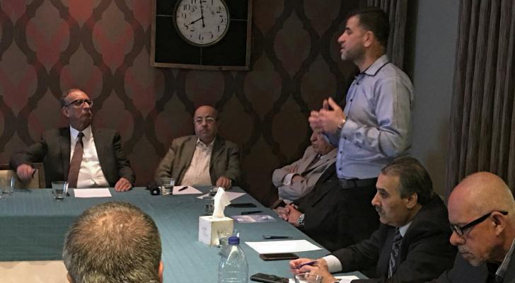 اجتماع لجمعية الطبيب العام في نقابة الاطباء