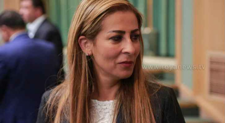 وزيرة الدولة لشؤون الإعلام الناطق باسم الحكومة جمانة غنيمات