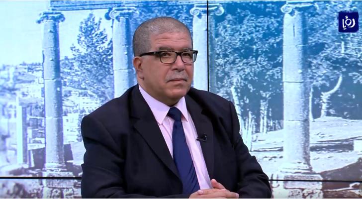 د. جمال العناني - مدير المركز الوطني لتأهيل المدمنين في وزارة الصحة