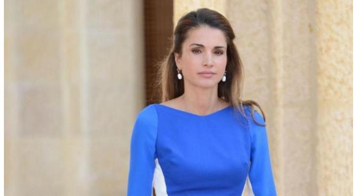 الملكة رانيا العبدالله - ارشيفية