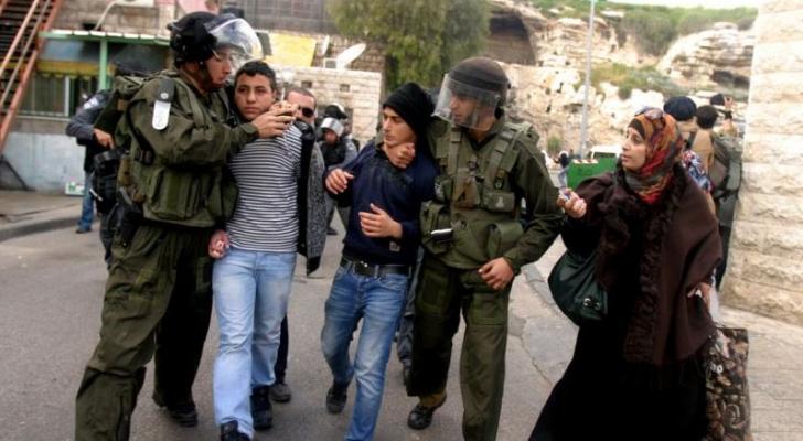 اعتقالات بالضفة الغربية - ارشيفية