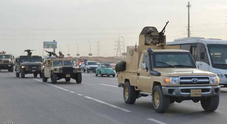 حملة الجيش المصري الموسعة في سيناء