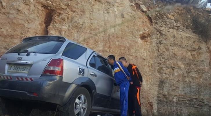 الحادث وقع بمدينة الخليل