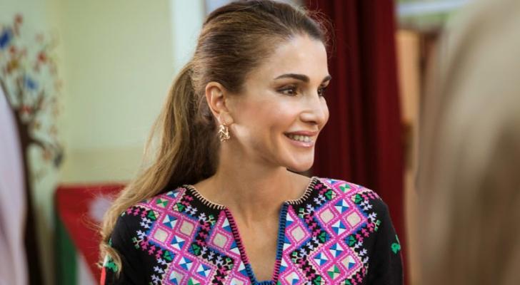 جلالة الملكة رانيا العبدالله