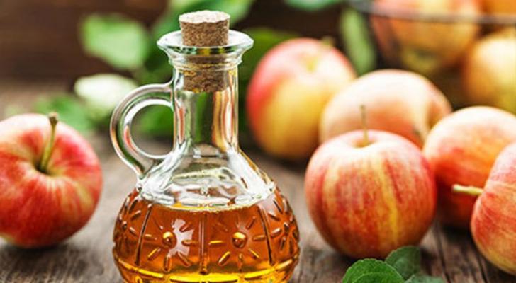 خل التفاح يساعد على ضبط السكر المرتفع في الدم