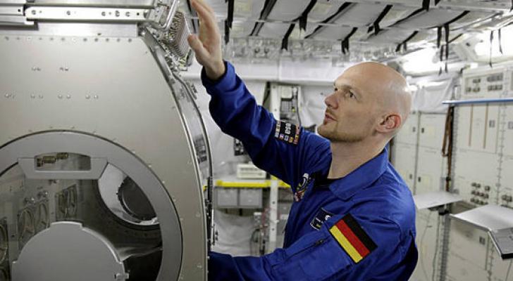 اصطدام نيزك صغير يتسبب بتسرب للهواء في محطة الفضاء الدولية