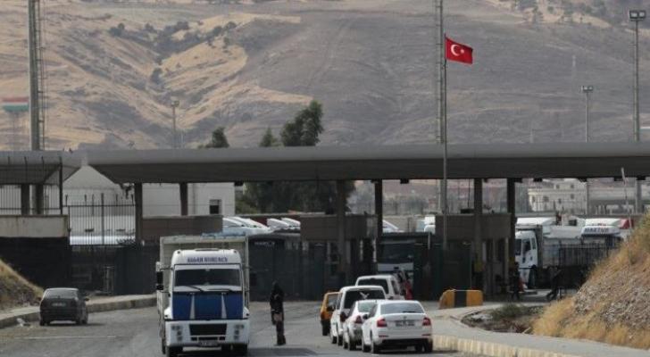معبر حدودي بين العراق وتركيا - ارشيفية