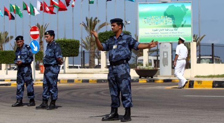 الشرطة الليبية - ارشيفية