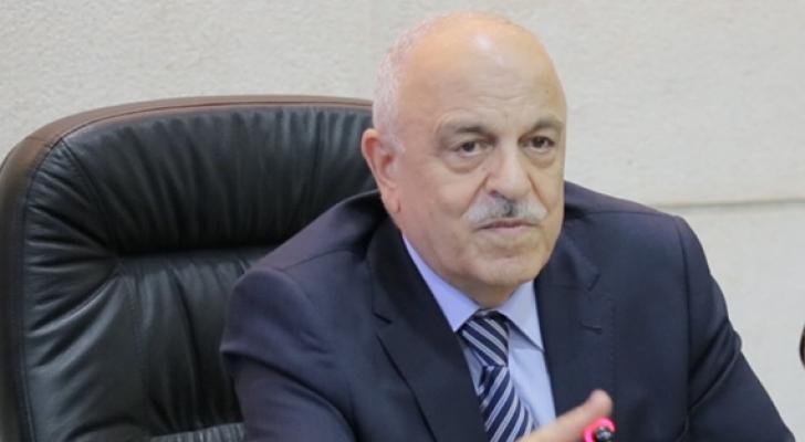 نائب رئيس الوزراء ووزير دولة الدكتور رجائي المعشر