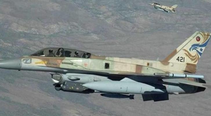 طائرة تابعة للاحتلال - ارشيفية