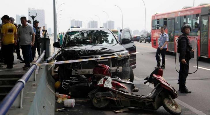 الشرطة احتجزت السائق وتحقق بالحادثة