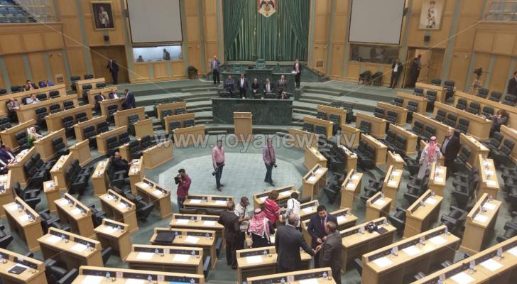 تأجيل جلسة النواب لعدم اكتمال النصاب القانوني