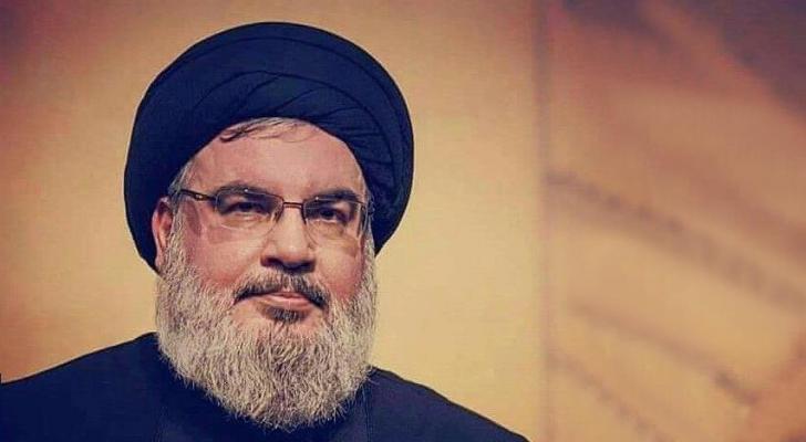 الأمين العام لحزب الله حسن نصرالله