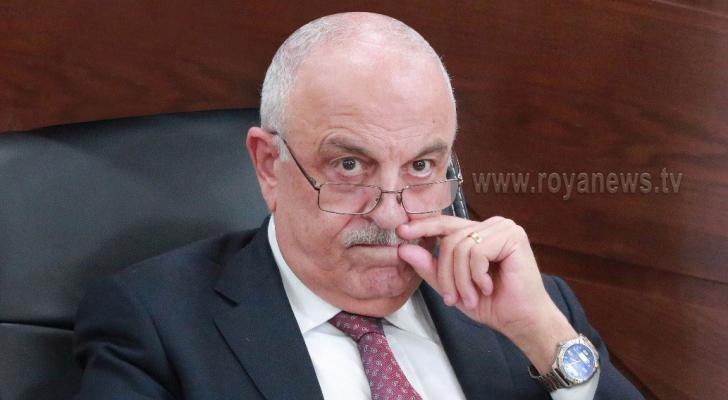 نائب رئيس الوزراء وزير الدولة الدكتور رجائي المعشر