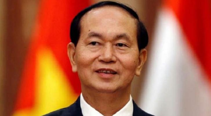 رئيس فيتنام تران داي كوانغ