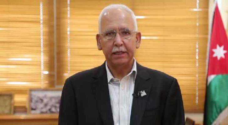 نقيب المهندسين الأردنيين المهندس احمد سمارة الزعبي