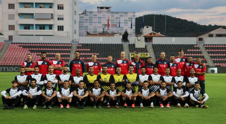 منتخبنا الوطني لكرة القدم