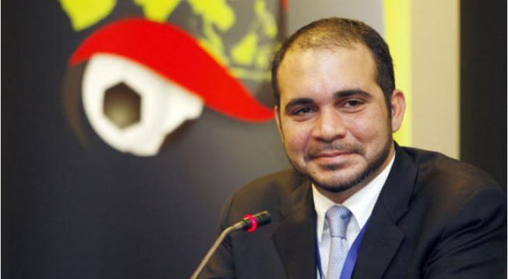 الامير علي بن الحسين - ارشيفية