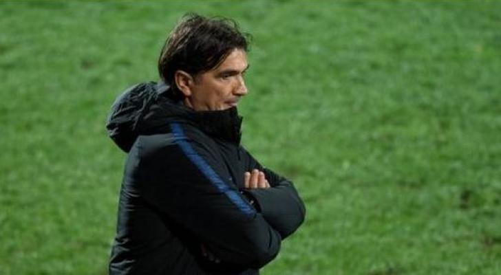 زلاتكو داليتش مدرب منتخب كرواتيا