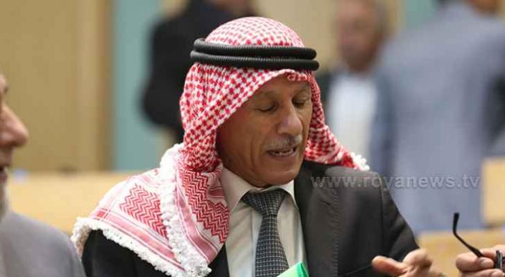 النائب صالح العرموطي - ارشيفية