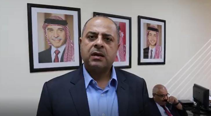 رئيس لجنة الاستثمار والاقتصاد والنيابية خير أبو صعيليك