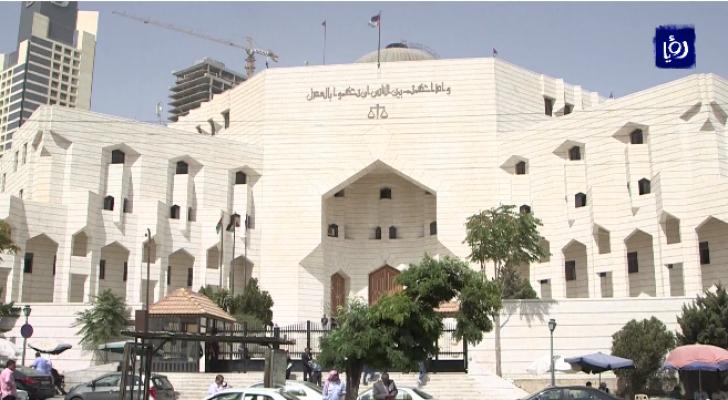 قصر العدل في عمان - من الفيديو