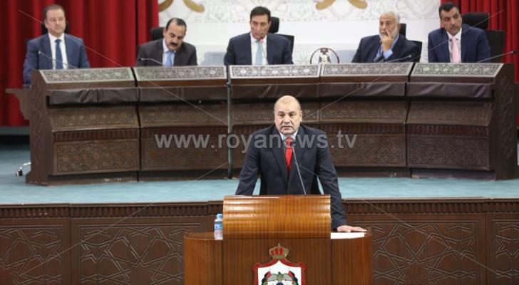 رئيس لجنة التحقق النيابية عبد المنعم العودات