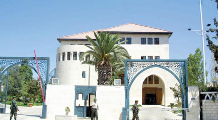 مبنى رئاسة الوزراء - ارشيفية