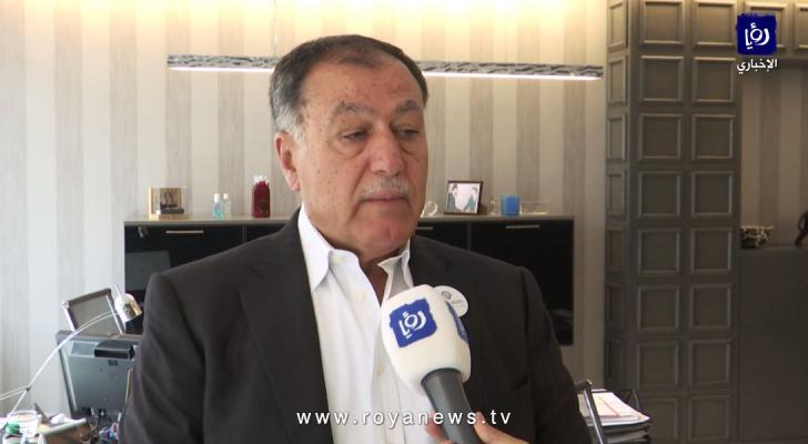 نبيل إسماعيل رئيس كتلة وطن
