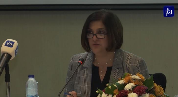 وزيرة التخطيط والتعاون الدولي ماري قعوار