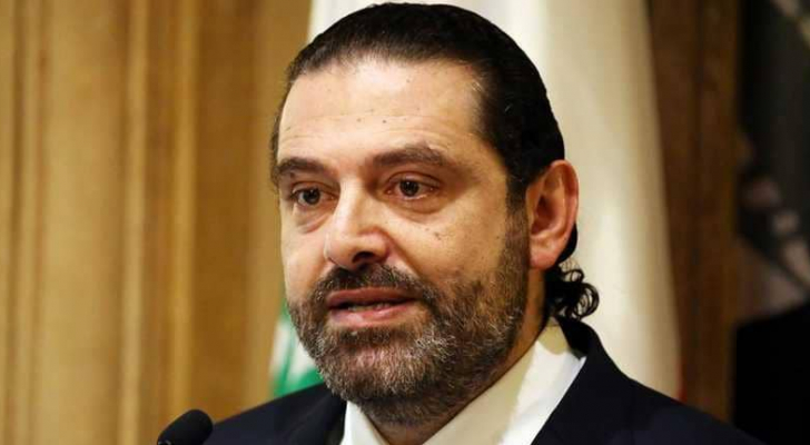 رئيس وزراء لبنان المكلف سعد الحريري