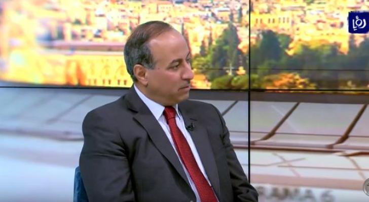 محمود القيسي – مدير البعثات في وزارة التعليم العالي
