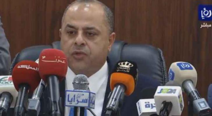 رئيس لجنة الاقتصاد والاستثمار في مجلس النواب خير أبو صعيليك