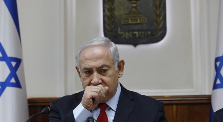 رئيس وزراء الاحتلال بنيامين نتنياهو - ارشيفية