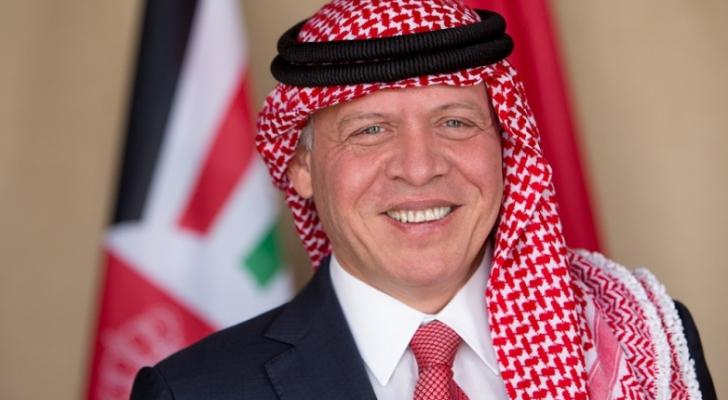 أعرب جلالته عن أطيب تمنياته للرئيس عون بموفور الصحة والعافية وللشعب اللبناني