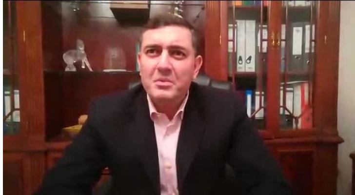 المستشار الاقتصادي ورئيس الدائرة الاقتصادية السابق في الديوان الملكي الدكتور محمد الرواشدة
