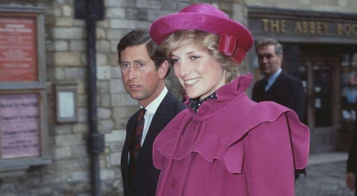 الأميرة البريطانية ديانا