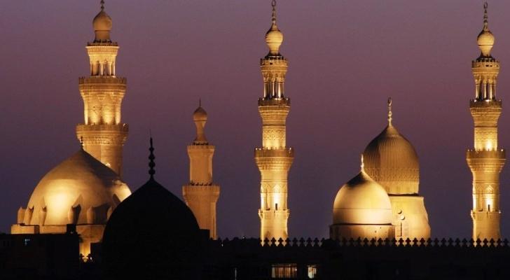 مسجد - ارشيفية
