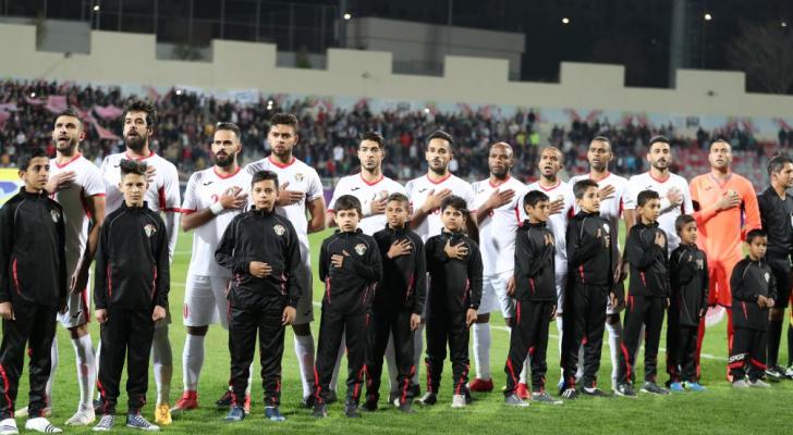 اتحاد كرة القدم يدعوا الجماهير الاردنية والجالية الاردنية بالإمارات للوقوف خلف منتخبنا الوطني