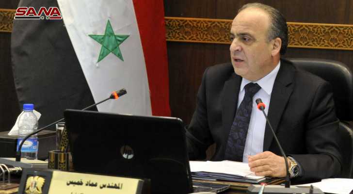 رئيس الحكومة السورية عماد خميس
