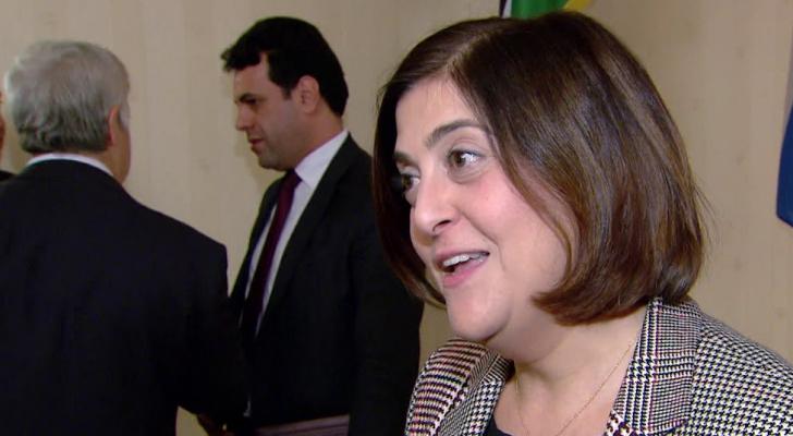 وزيرة التخطيط والتعاون الدولي ماري قعوار - أرشيفية