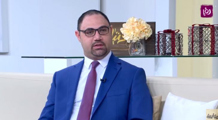 الدكتور محمد خريم أخصائي أمراض الدماغ والأعصاب