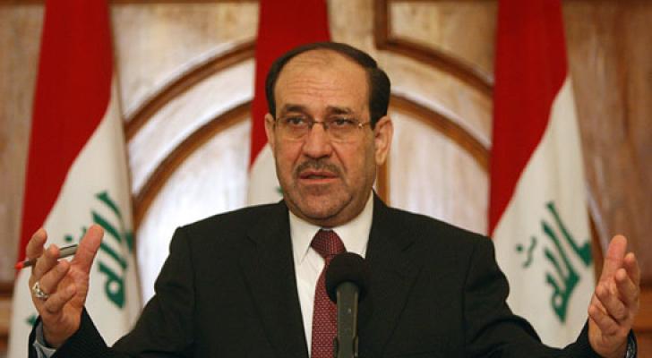 نوري المالكي رئيس الوزراء العراقي الاسبق - ارشيفية