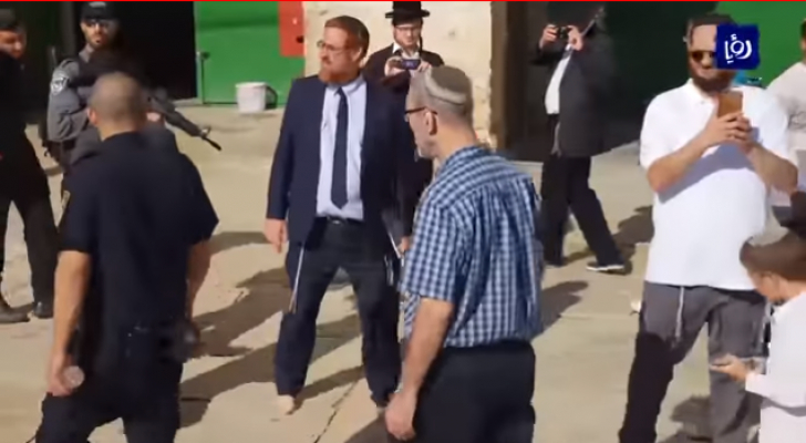 عضو الكنيست المتطرف يهودا غليك يفتح موجة جديدة من اقتحامات الأقصى