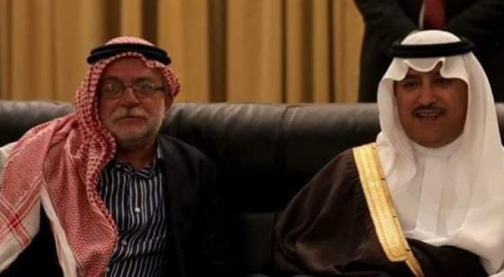 السفير السعودي وبكر العدوان